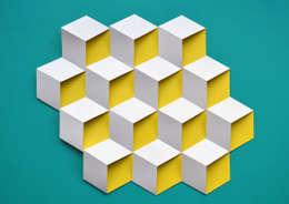 Modules cube:  de style  par Anne-Lise Vernejoul