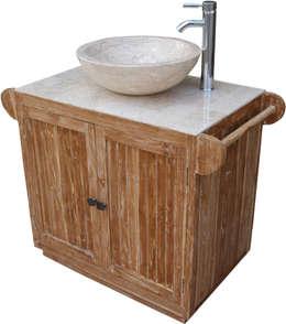 asian Bathroom by Guru-Shop
