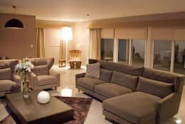 modern Living room by Softlinedecor