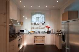 studiodonizelli: modern tarz Mutfak