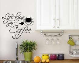 Wall stickers, adesivi per pareti:  in stile  di Decoramo