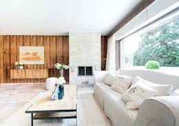 country Living room by Luna Homestaging
