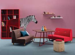 scandinavian Nursery/kid's room by 쿤(KOON)