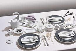 modern Kitchen by Porzellanmanufaktur FÜRSTENBERG GmbH