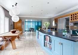 Cocina de estilo  por Christopher Howard