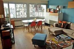 modern Living room by Espaces à Rêver