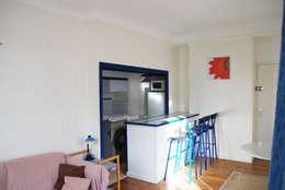 klasieke Keuken door Espaces à Rêver