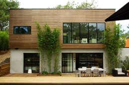 Cap Ferret:  de style  par A un fil - Agence d'architecture d'intérieur
