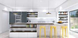 Cozinhas  por Outsourcing Interior Design