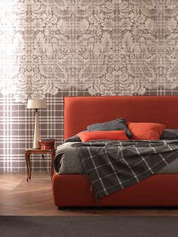 moderne Schlafzimmer von Bolzanletti