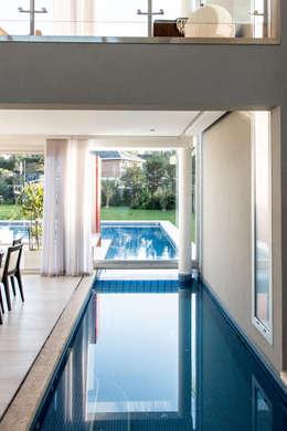 modern Pool by LEBEL