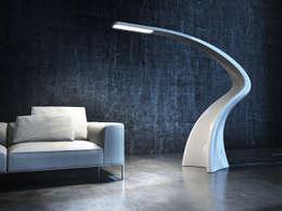 Livings de estilo ecléctico por HD4design