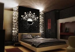Bedroom by Neeras Design Studio