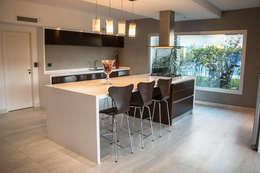 moderne Keuken door LEBEL