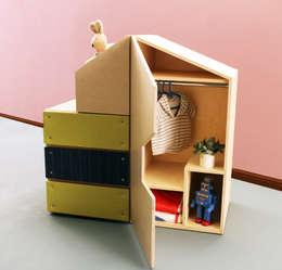 Kids room set: 쿤(KOON)의  아이 방