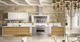 modern Kitchen by home cucine