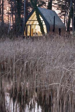 Haus am See:  Häuser von Pfeiffer Architekten