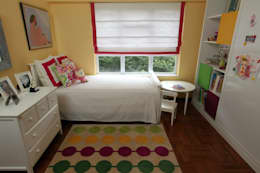 Girl's Bedroom:  Houses by Nicole Cromwell Interior Design