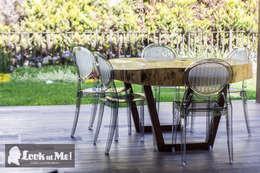Proyecto Edgar Torres / Campanario : Jardín de estilo  por Look at Me
