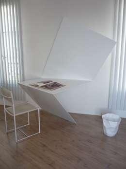 Рабочий кабинет  в . Автор – Patrice Hamel