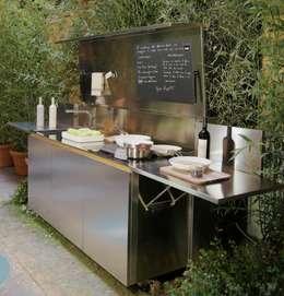 La cucina da esterni, un idea per il giardino e non solo