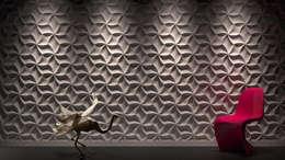 Projekty,  Ściany i podłogi zaprojektowane przez Loft Design System Deutschland