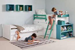 modern Nursery/kid's room by Sofás Camas Cruces