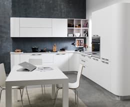 modern Kitchen by gentili group