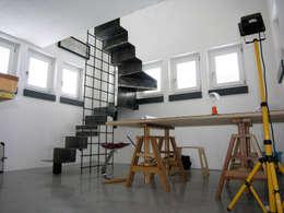 Villa privata a Casalgrande : Case in stile  di GPASTUDIO