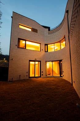 Maisons de style de style Moderne par GIP
