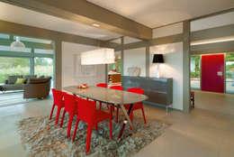 Столовые комнаты в . Автор – HUF HAUS GmbH u. Co. KG