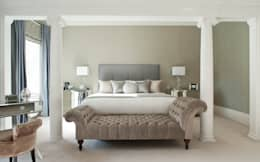 modern Bedroom by Roselind Wilson Design