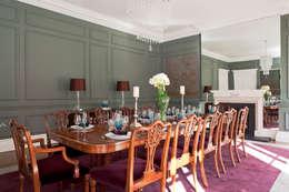modern Dining room by Roselind Wilson Design