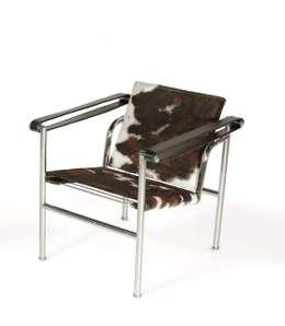 Salas/Recibidores de estilo moderno por Ámbar Muebles
