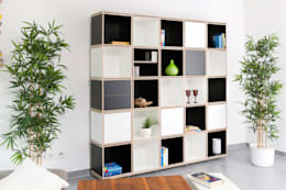 Estudio de estilo  por Müller + Peters Tischlerei + Objektdesign GmbH
