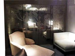 SILVER TREE: Murs & Sols de style de style Moderne par ULGADOR