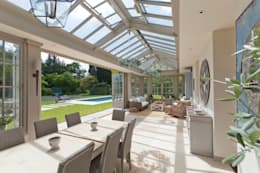 classic Conservatory by Vale Garden Houses