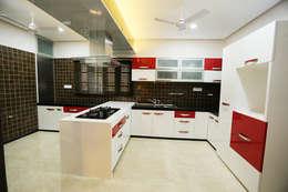 residential:  Multimedia room by malvigajjar