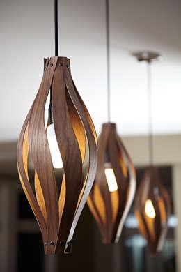 modern Living room by MacMaster Design