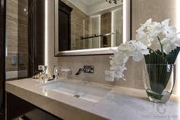 Salle de bains de style  par ArchitPhoto