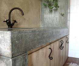 Ванная комната в . Автор – Architetto Luigi Pizzuti