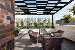 Patios & Decks by Arq. Bernardo Hinojosa