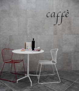 Wände & Boden von dom ceramiche
