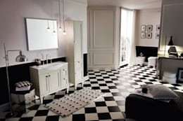 classic Bathroom by arbi arredo bagno