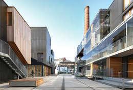 Savonnerie Heymans:  de style  par MDW Architecture