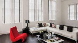 Puertas y ventanas de estilo moderno por Stores Cube