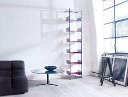 Projekty,  Salon zaprojektowane przez MOX AG