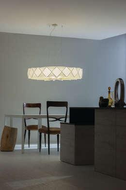 Salon de style de style Moderne par Lucente by Gruppo Rostirolla
