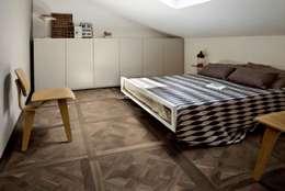 Plaza Yapı Malzemeleri – Marküteri (Rustik): rustik tarz tarz Yatak Odası