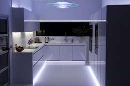 moderne Keuken door Cyber dog